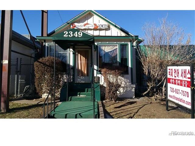 Picture of a home in 2349 South Broadway Overland Denver CO Neighborhood
