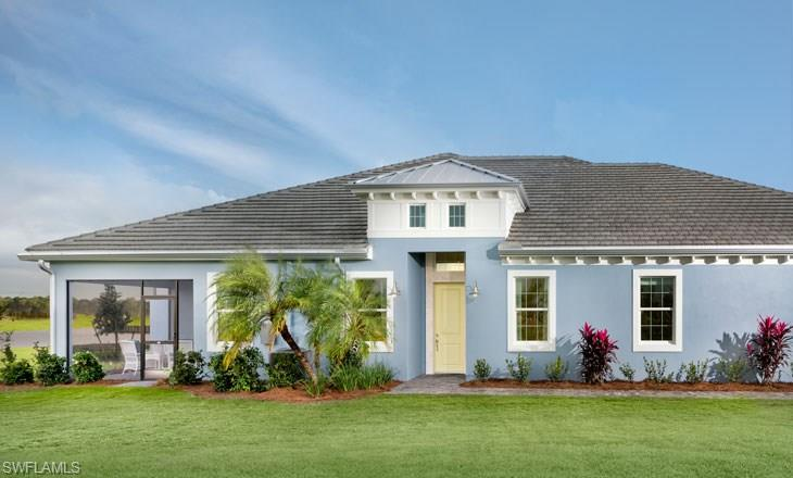 **$30,000 buyer incentive for a limited time!** ***Photos are not of actual home being sold.*** Beautiful Minto Dahlia floorplan nestled within a pristine natural setting, The Isles of Collier Preserve captures the timeless architecture and traditions of Old Naples. Over half of 2,400 acres are dedicated to lakes, nature preserves and natural habitat. Elegant single-family, villa and coach homes overlook miles of scenic kayak and biking trails along the tranquil Cypress Waterway. Visit our interactive Discovery Sales Center and experience this one-of-a-kind community for yourself! The Isles Club: Classic Old Florida Clubhouse • Fitness Center Resort-Style Pool, Tennis, Pickle Ball, Hiking & Biking Trails, Two Kayak Launches and 8 Miles of Kayak, Paddle Board, Catch & Release Fishing.  Come explore our nature trails and waterways on Minto bicycles and kayaks!  OVERLOOK BAR & GRILL under construction!