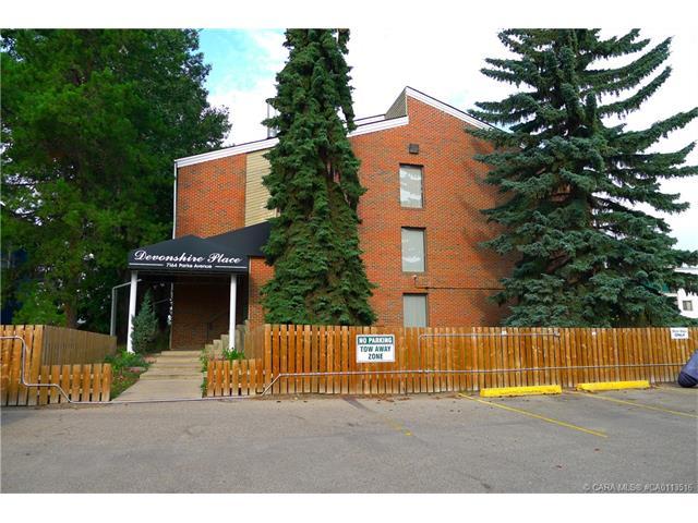7164 Parke Avenue 201, Red Deer, AB T4P 1M9