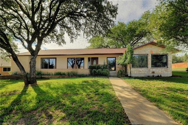 Amazing home on TWO LOTS!!! Huge Backyard/Patio/Garden area has to be seen to be believed!!! This home has tons of lovely updates. Owners have taken great care of their home. Fashionably updated. Spacious living room with fireplace, built in bookshelves & wet bar! Updated kitchen has so much to offer. This property includes private lake access that is less than 3 blocks away. Walking distance to golf course. Enjoy life out by the lake in the country, peacefully watching the deer, but still close to city.