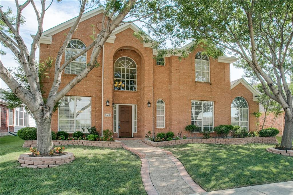5413 Mountain Valley Drive, The Colony, TX 75056