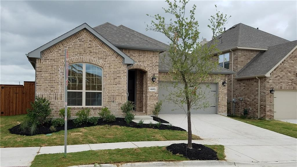 Beautiful brand new one story home.  Very spacious, high ceiling, granite in kitchen and bathroom, large backyard with covered patio, white cabinet, drop in tub and so much more.   Owner is licensed agent.   If needed, owner will provide refrigerator.   Blind will be installed.