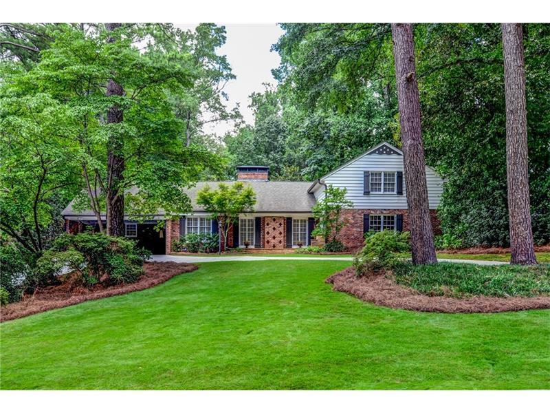 351 Valley Green Drive NE, Atlanta, GA 30342