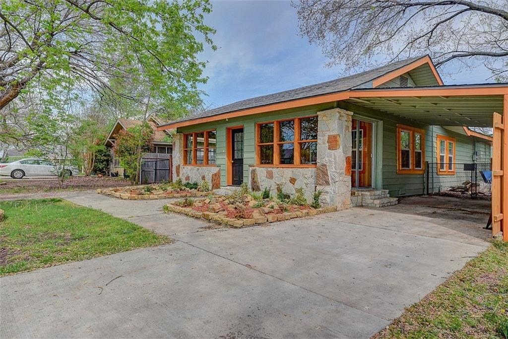 Picture of Ranch-style home in 125 W Rich Street Old Silk Stocking Norman OK
