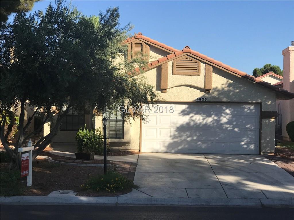 4836 FIESTA LAKES Street, Las Vegas, NV 89130