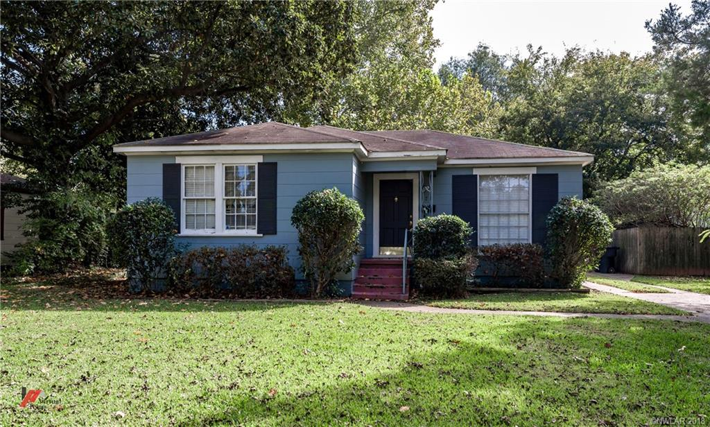 Great Broadmoor Home - Hardwood Floors And Tile Bath * Great Closet Space * Nice Shady Yard With Rear Deck * Fireplace In Master Or Could Be Second Den * Workshop With Electricity!! Needs a little TLC, Bring ALL OFFERS!!!!!