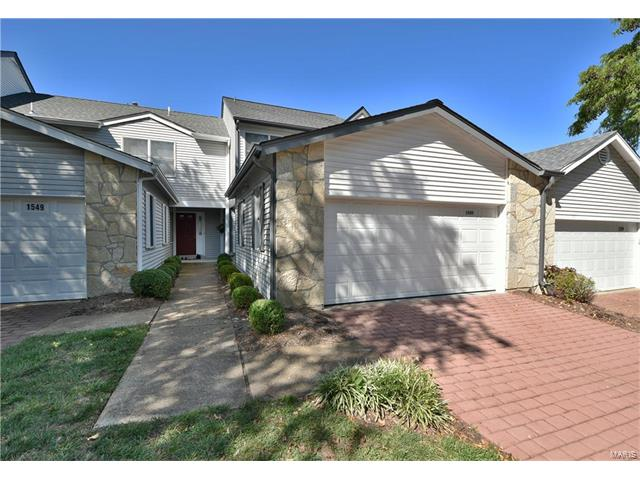1543 Charlemont Drive, Chesterfield, MO 63017
