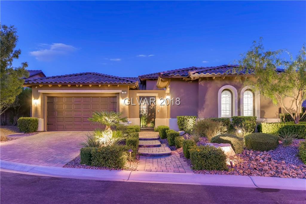 724 Porto Mio Way, Las Vegas, NV 89138