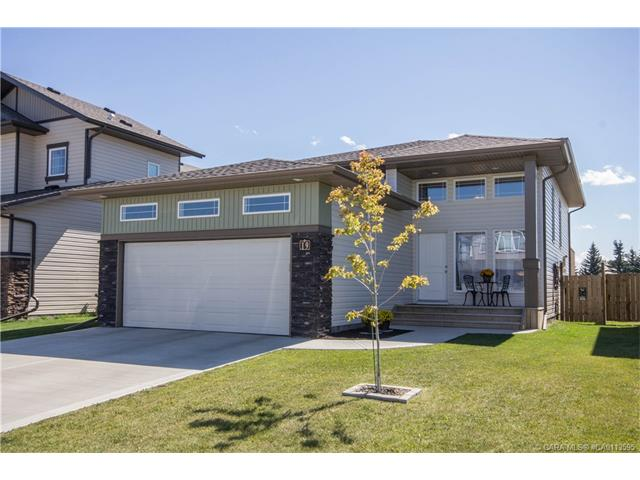 19 Thompson Crescent, Red Deer, AB T4P 0S1