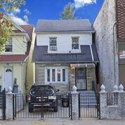"""Canarsie Easy 90's & Farragut road. Fully detached 1 family duple with 3 bedrooms and Full Eat in Kitchen, formal dining room, Living room with full finished basement used as family room & gym. Boiler room with laundry room with new boiler! Private backyard and Private drive for 1 car. R4-1 zoning -Current FAR 998 allowable FAR 1,872 with 874 unused FAR that can be added to house. Great location, close to BJ, shopping Canarsie market, school district # 18 """"L"""" train just few blocks away, B17 on corner and much more!"""
