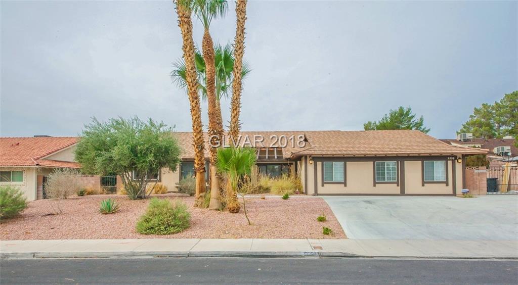5559 TROOPER Street, Las Vegas, NV 89120