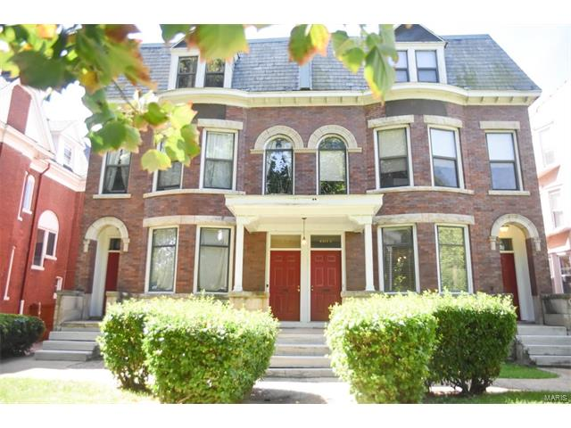 4366 West Pine, St Louis, MO 63108