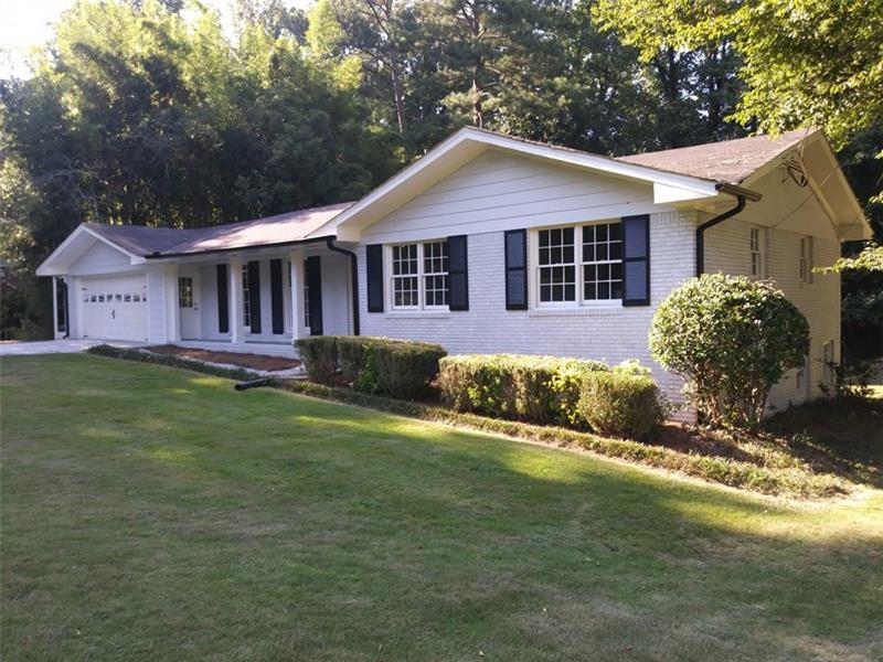 3805 King Edward Trail, Atlanta, GA 30331