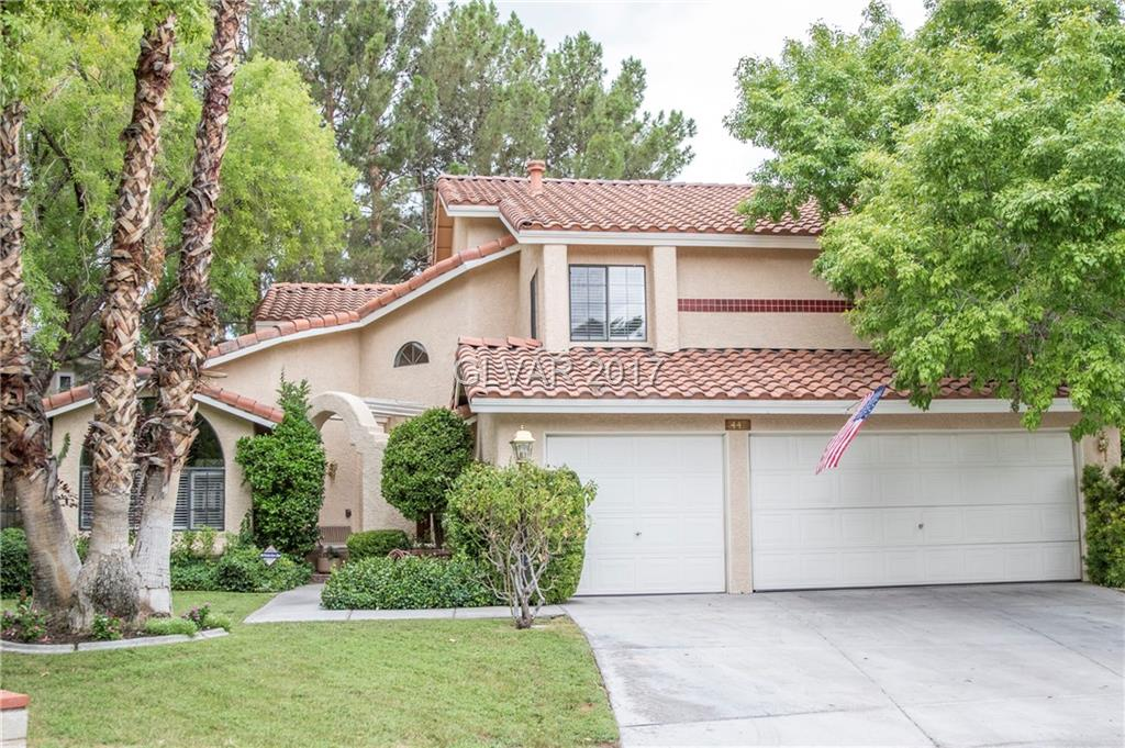 Come see this beautiful 2 Story home with a pool located on a cul-de-sac lot! The house is well maintained with 4 bedrooms and a downstairs den. The backyard has tall trees and lush landscaping surrounding the gorgeous inground pool and covered patio.