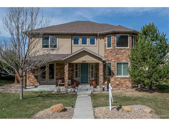 Image of large home in 3285 South Birch Street University Hills Denver CO