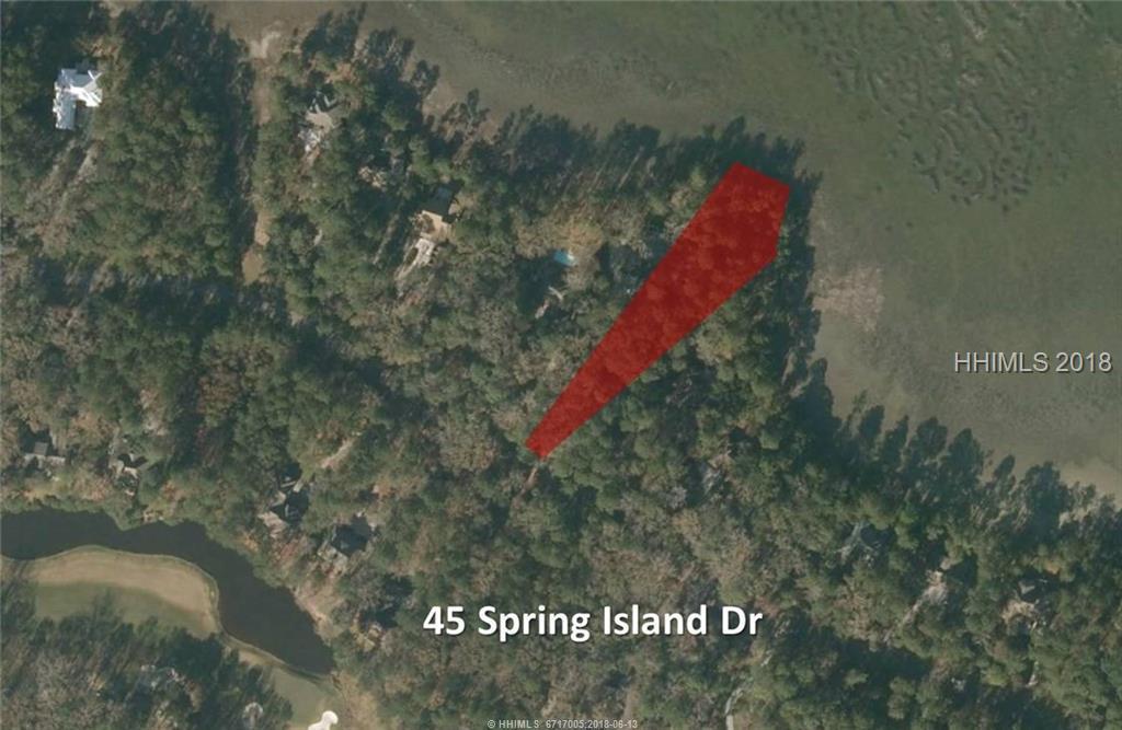 45 Spring Island DRIVE