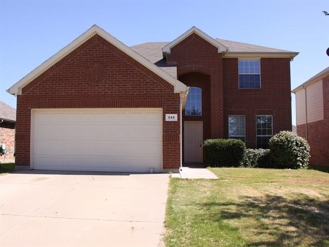 848 Bowie Drive, Lavon, TX 75166