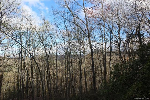6.21 +/- acres per recorded survey. Off High Peak Road in Etowah. Wooded, sloping to steep. Small streams on property.  Could have great views with clearing. Call LA regarding access. Accessible with 4 wheel drive, but may prefer to park at intersection of High Peak Road and Firefly Lane and walk down to property. 