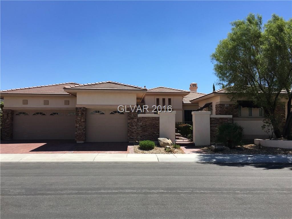 5036 PENSIER Street, Las Vegas, NV 89135