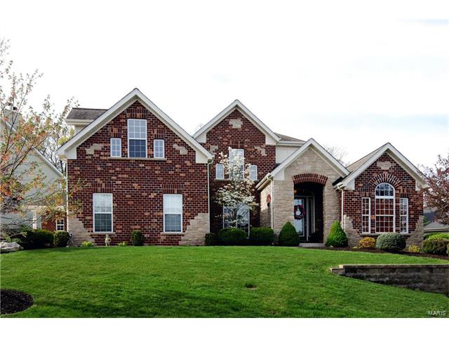 543 Woodcliff Heights Drive, Wildwood, MO 63011