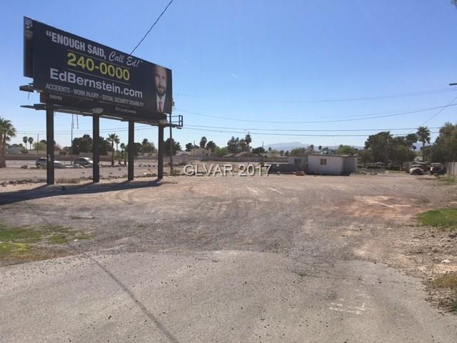 Commercial property zone c-2 frontage on Rancho Rd