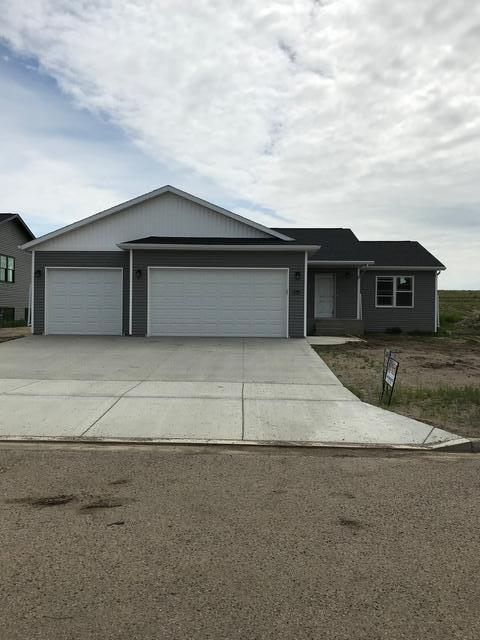 New construction home by Rusch Homes, LLC. This home features 3 bedrooms, 2 baths, first floor laundry/mud room, 3 panel solid poplar doors, open concept kitchen/dining/living room and a 3 car garage. Call your favorite Realtor now to come and see it.