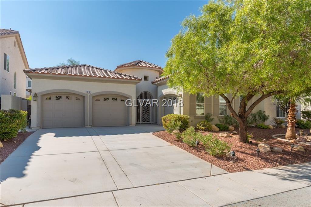 83 CASCADE LAKE Street, Las Vegas, NV 89148