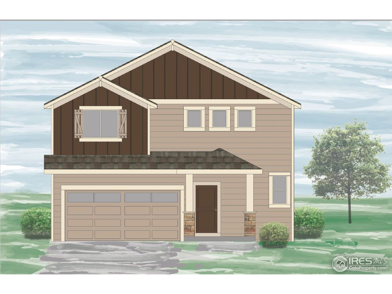 The Colorado Sun by Aspen Homes. Lg master w/walk-in closet. Eat-in kitchen w/island, granite, undermount sink 30inch upper cabinets, walk-in pantry & choice of SS or slate appliances. Upper flr loft. Jack & Jill bath. Standards: A/C, Smart Phone compatible thermostat, tankless H20 heater, & 9ft walls on main, front yard landscape. Save $$ monthly w/this highly efficient home-95%eff furnace & extensive air sealing package. $3,000 Closing Cost Credit w/Preferred Lender- choose from 3!