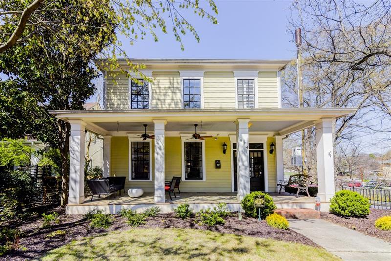 434 Sinclair Avenue NE, Atlanta, GA 30307