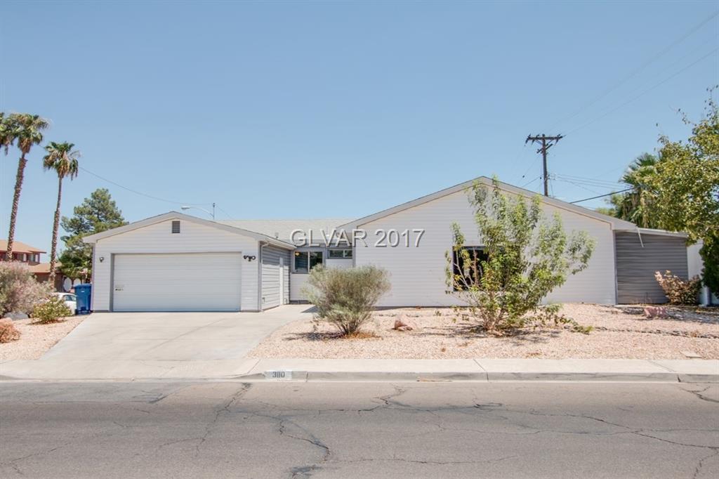 3110 BURNHAM Avenue, Las Vegas, NV 89169
