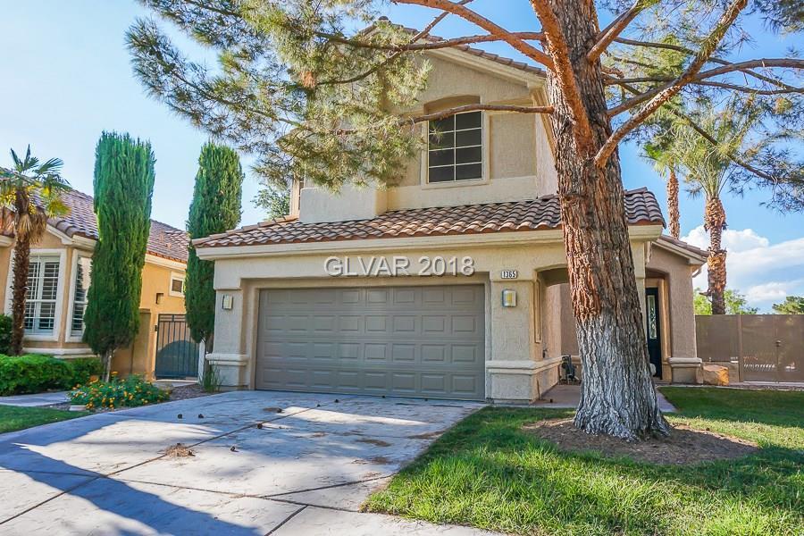 1365 FOX ACRES Drive, Las Vegas, NV 89134