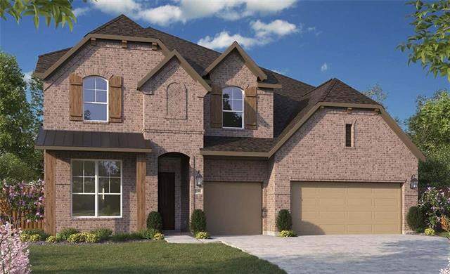 Spacious Dartmouth Plan on Over-sized Home Site with Open 2 Story Family, Secondary Bed/Bath Downstairs, Upstairs Game and Media Rooms, Granite Countertops, Custom Tile Backsplash, Covered Back Patio, Full Sprinkler/Sod in Front & Rear Yards. See Agent for Details on Finish Out. Available May.