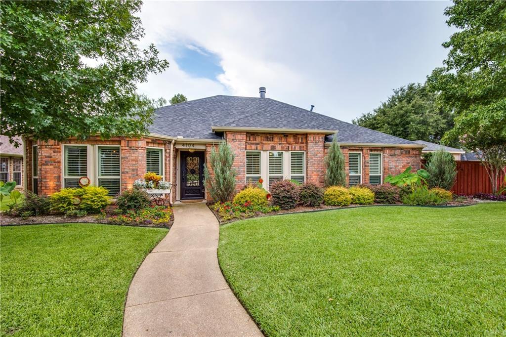 4104 Firebrick Lane, Dallas, TX 75287