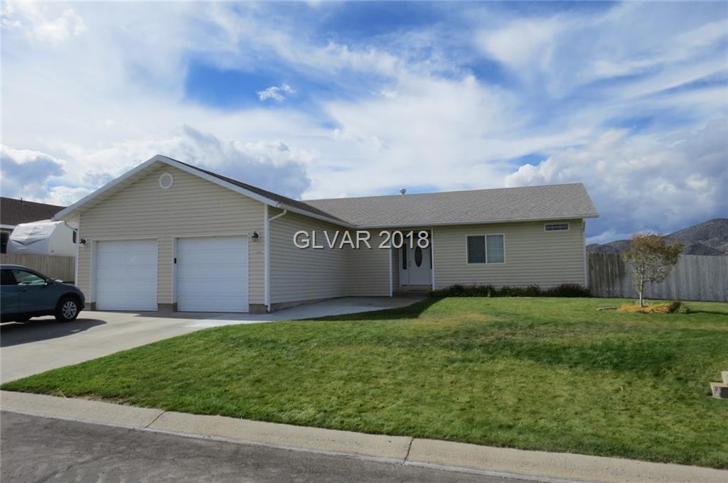 2275 Opal Drive, Ely, NV 89301