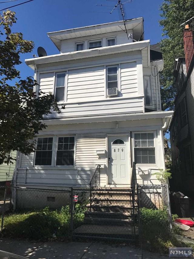 879 S 19th Street, Newark, NJ 07108