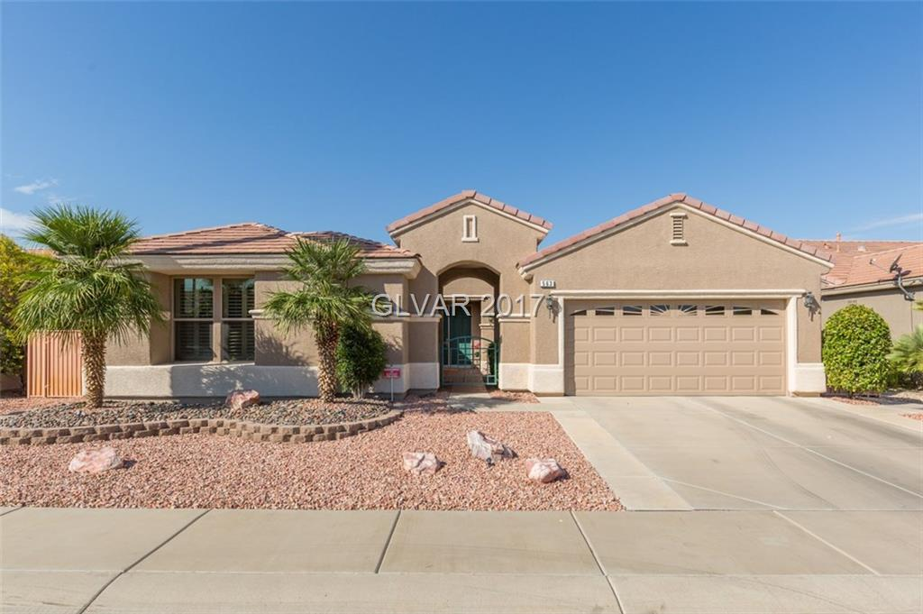 563 MOUNTAIN LINKS Drive, Henderson, NV 89012