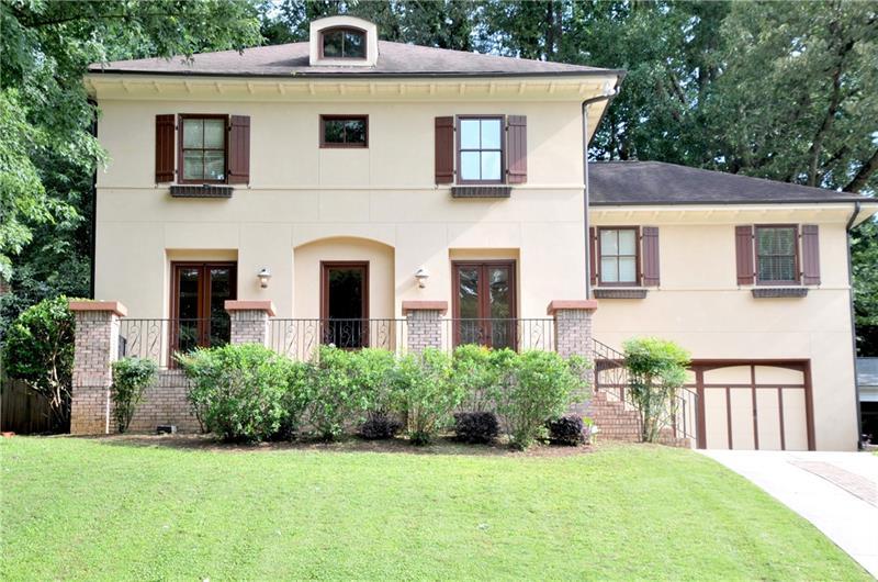 1361 Normandy Drive NE, Atlanta, GA 30306