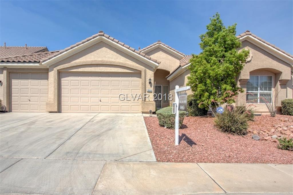 Don't miss out on this great buy with new two-tone interior paint and carpet. Captivating 5 bedroom, single story with pool in the heart of Green Valley Ranch! Easy access to The District, GVR, and 215. Wonderful formal area with large foyer. Spacious tiled family room with wet bar and fireplace, open to large kitchen. Beautiful backyard oasis featuring sparkling pool with solar heating, and large covered patio with auto retracting canopy.