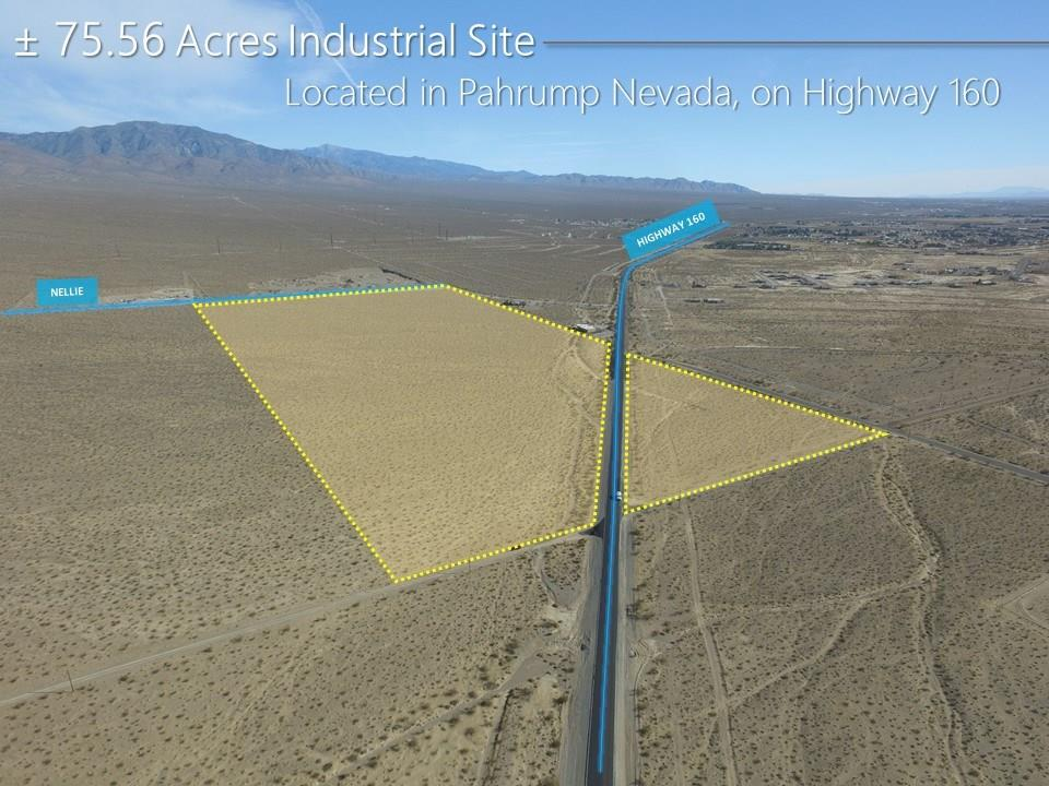 7081 N Highway 160, Pahrump, NV 89060
