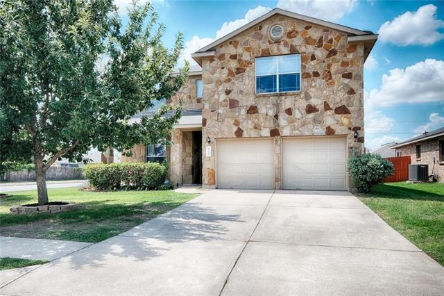 Beautiful Stone Home on a Corner Lot at an Amazing Price Point.  This home boasts 2647 Sqft with 4 bedrooms, office, game room and Huge Main Living Room. Recent Carpet and granite counter-tops as of July 2018, stainless steel appliances, wood laminate flooring and irrigation system are just a few of the amazing features this home has.  Relax for the night in your Extra Spacious Master Bedroom with on Suite bath and huge walk in closet.  Take a quick stroll to enjoy the community park and pool.