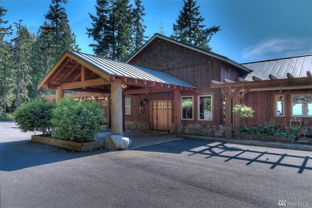 367 water view acres minutes to downtown Bellingham. The property features approximately $5 million in Timber, 2 custom homes, 2 barns, covered arena, guest cottage, pastures, over a mile of roadway and is a total of 52 lots. Endless possibilities await, from private retreat, development or future investment. An hour to Vancouver BC & Seattle, 10 minutes to the Bellingham airport. Panoramic views & incredible privacy