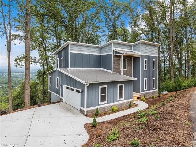 8 Tranquil Forest Way, Asheville, NC 28804