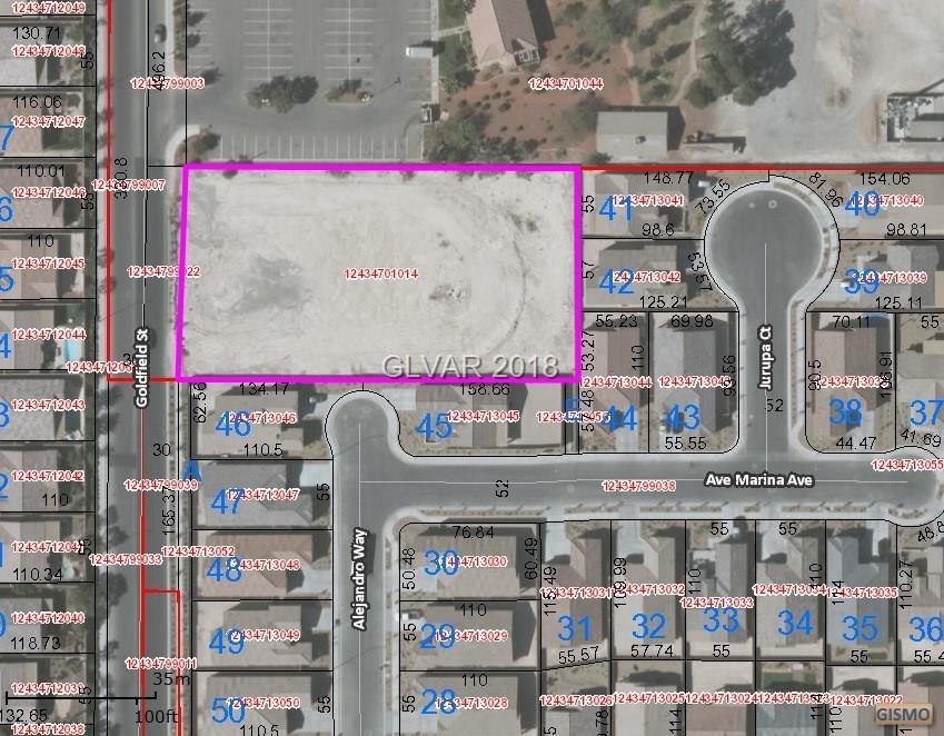 Goldfield Street, North Las Vegas, NV 89031