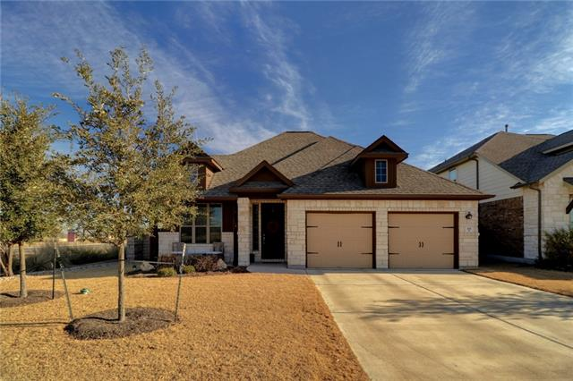 Looking for a home that offers a fantastic layout and open floor plan, in a fantastic school district, and in a community that has some incredible amenities for the whole family?  Look no more! This home is exactly what you're looking for then! Not only does this home offer an oversized kitchen, but the walls are just waiting for the splash of color to fit the new homeowners taste. The Bonus Room would make a great room for the kids, or a really nice Office.