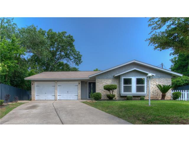 5402 Chevy Cir, Austin, TX 78723