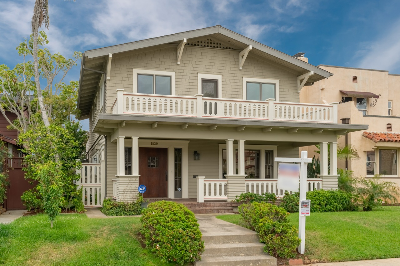 1829 Altamira Place, San Diego, CA 92103
