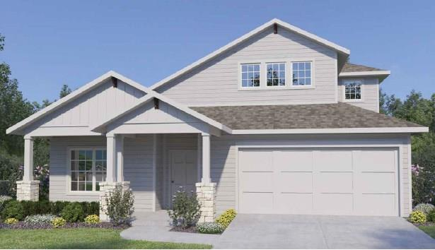 BRAND NEW HOME READY FOR MOVE IN!  THIS HOME HAS STUNNING CURB APPEAL, BERMUDA GRASS SURROUNDING THE ENTIRE HOME AND SPACIOUS BACKYARD.  THE RIVERWALK COMMUNITY EMBRACES THE ESSENCE OF THE HUTTO LIFESTYLE.  COME CLAIM YOUR PIECE OF TEXAS WHILE YOU CAN!