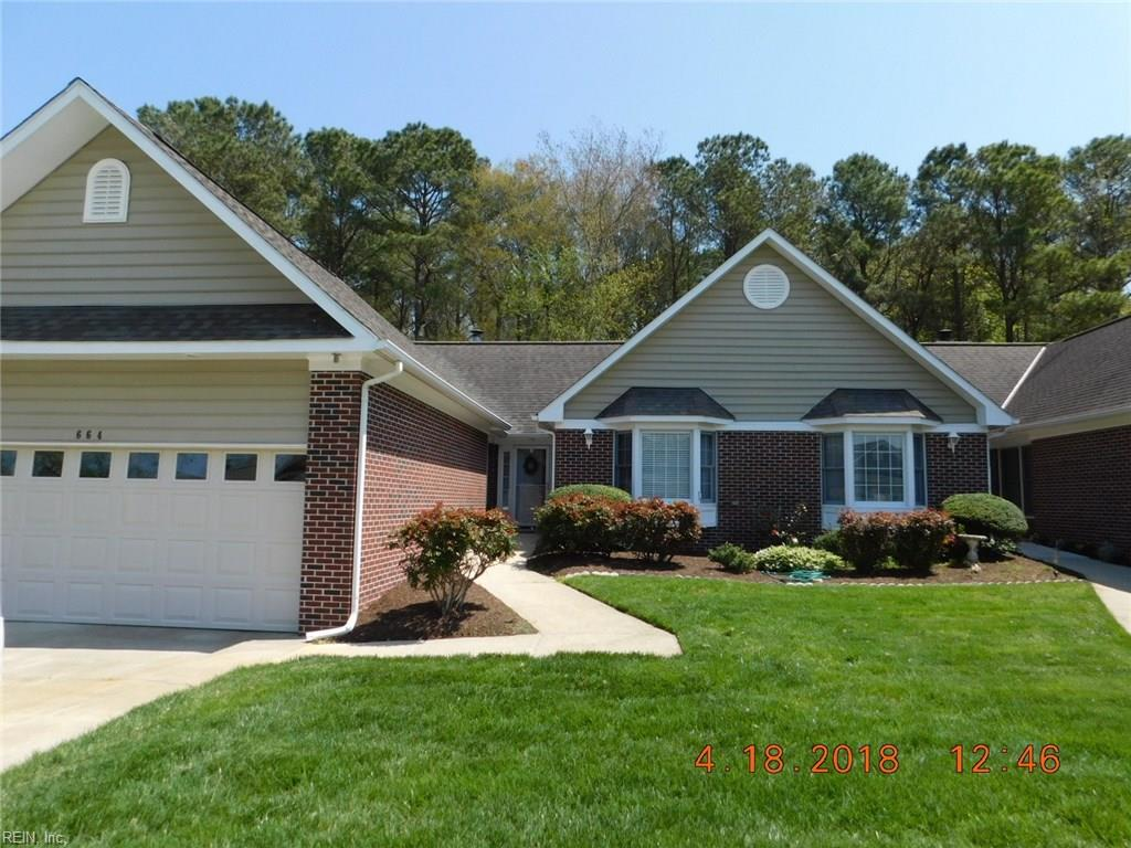 664 Fleet Drive, Virginia Beach, VA 23454