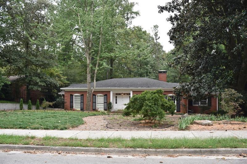 2787 Margaret Mitchell Drive NW, Atlanta, GA 30327