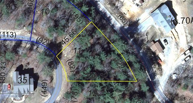 Beautiful .56 acre lot located in Solomons Cove. Natural setting with common area stream. City Water/Utilities available. 3 bdrm Septic permit. Convenient location - Close to Downtown Historic Hendersonville.